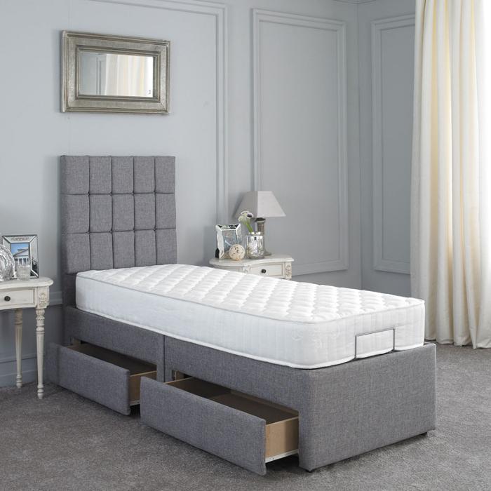Cool Haddon Adjustable Bed Beatyapartments Chair Design Images Beatyapartmentscom