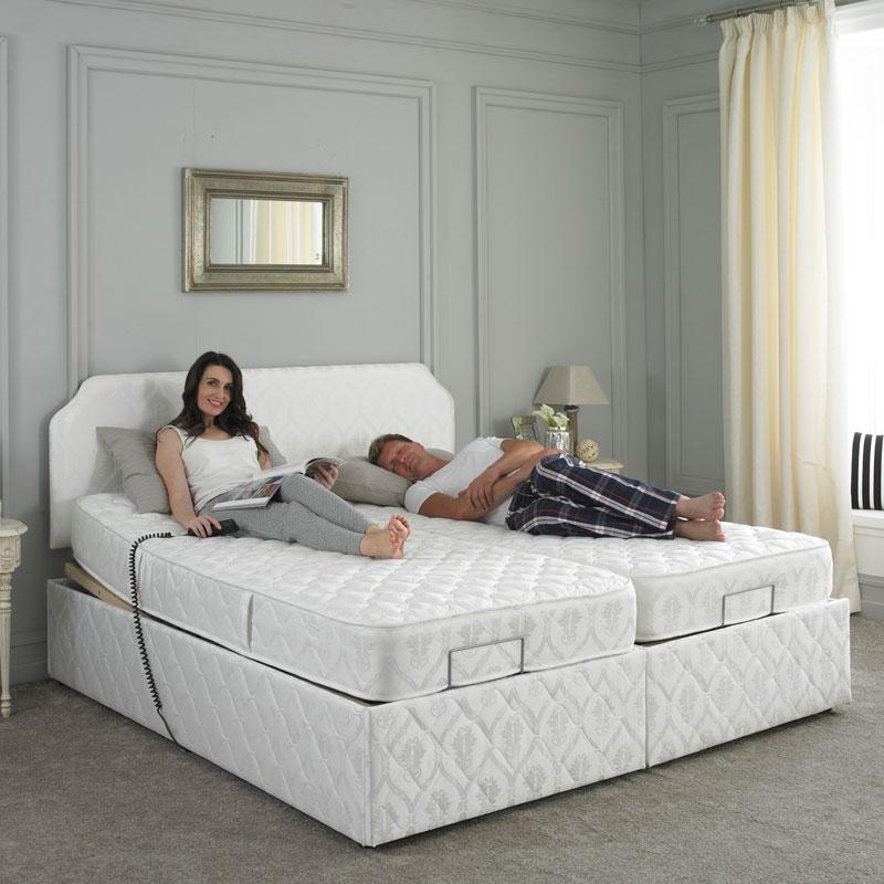 Fine Haddon Adjustable Bed Inzonedesignstudio Interior Chair Design Inzonedesignstudiocom