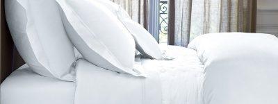 Yves Delorme Triomphe Blanc Linen